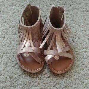 Toddler girls Gladiator Sandals